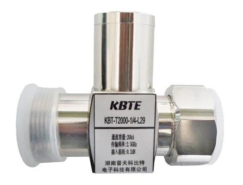 1-4λ型天馈vwin德赢尤文图斯器KBT-T2000-1/4-L29